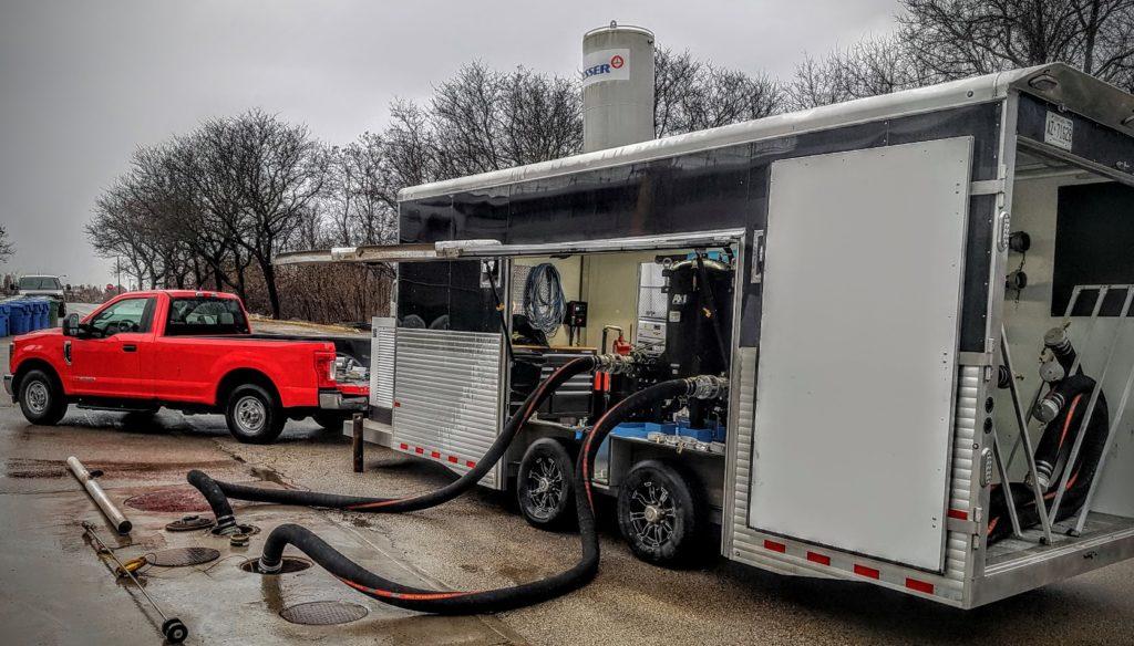 fuel filtering